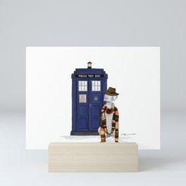 DOCTOR WEIM? Mini Art Print