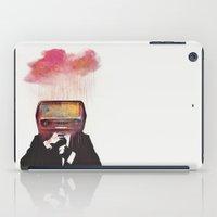 radiohead iPad Cases featuring Radiohead by Daniel Taylor