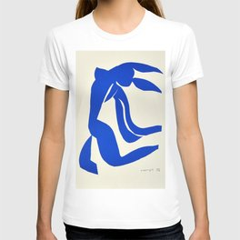 Blue Nude Dancing - Henri Matisse T-shirt