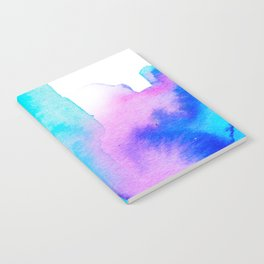 Watercolor 01 Notebook