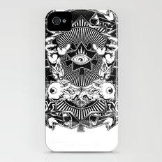 All seeing eye iPhone (4, 4s) Slim Case
