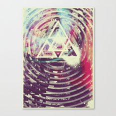 Omega Code poster Umeric/Benjamin Hennessy Canvas Print