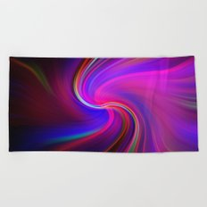 Colour Cocaine ~ TWIRLS Beach Towel