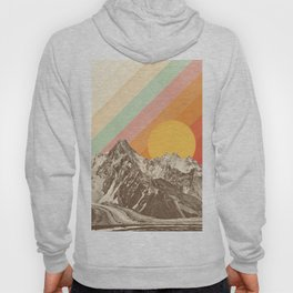 Mountainscape 1 Hoody