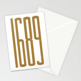 1689 (alt color) Stationery Cards