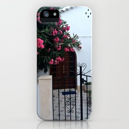Ciutadellan House iPhone Case
