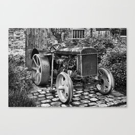 Antique Fordson Tractor of the type your Great Grandpa drove! Canvas Print