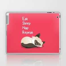 Cat's Life Laptop & iPad Skin