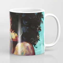 Naturally II TEAL Coffee Mug
