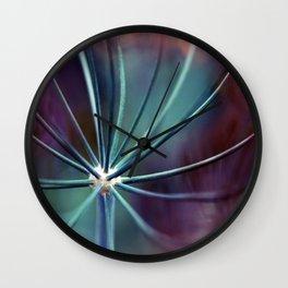 Garden Medusa III Wall Clock