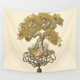 Orchard N0. 01 : Something Wonderful Wall Tapestry