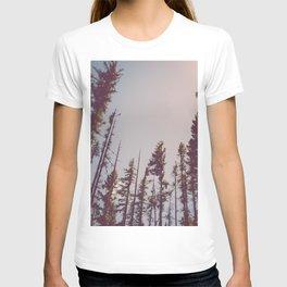 Forest Treetops T-shirt