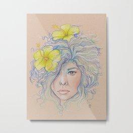 Vanessa Metal Print