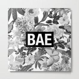 BAE Metal Print