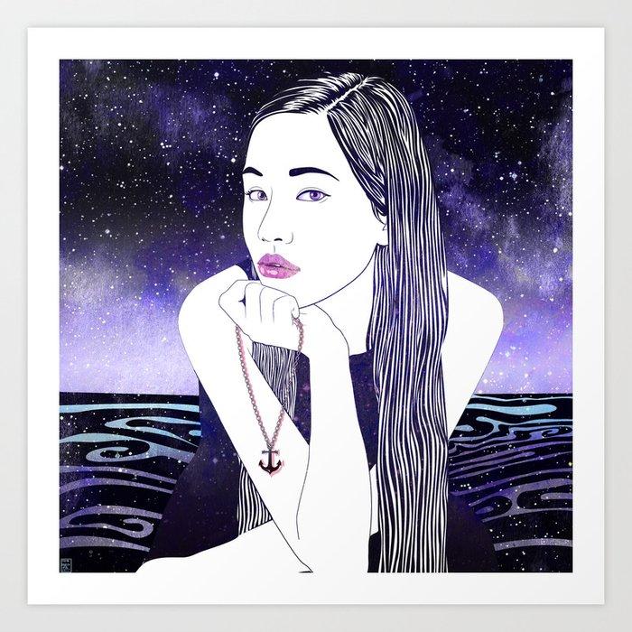 Ankura IV Art Print