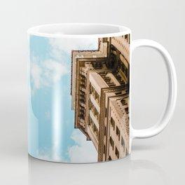 The City Above (Color) Coffee Mug