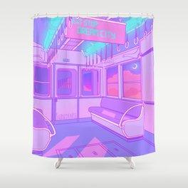 Dream City Shower Curtain