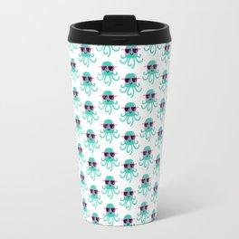 Hello summer-Octopus Travel Mug