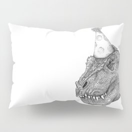 Party Dinosaur Pillow Sham