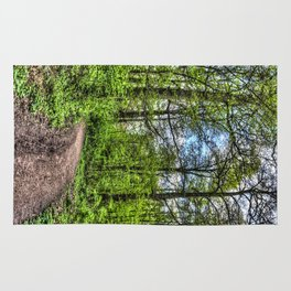 The Forest Path Rug