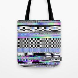 Glitch Ver.2 Tote Bag