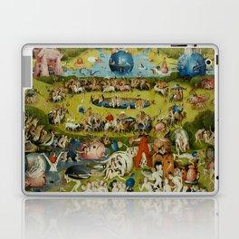 "Hieronymus Bosch ""Garden of Earthly Delights"" Laptop & iPad Skin"