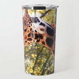 Baringo Giraffe Travel Mug