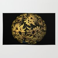 globe Area & Throw Rugs featuring Globe by LoRo  Art & Pictures