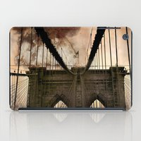 bridge iPad Cases featuring Bridge by Daniela Battaglioli