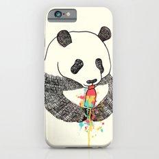 Panda Loves Ice Cream Slim Case iPhone 6
