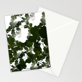 See through leaves Stationery Cards