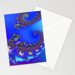 spiral growth -2- Stationery Cards