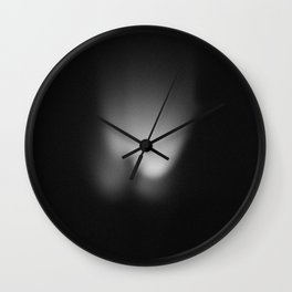 Overwhelming Wall Clock