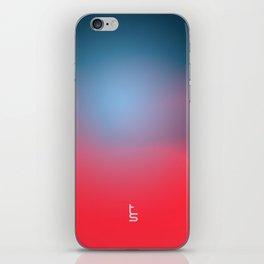 Soft Horizon iPhone Skin