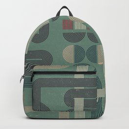 Retro lines Backpack