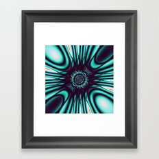 Center Framed Art Print