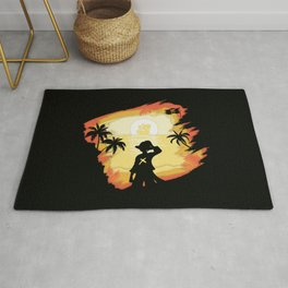 The Pirate King Rug