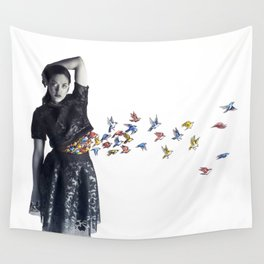 Untitled IV Wall Tapestry