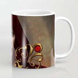 Key of wisdom Coffee Mug