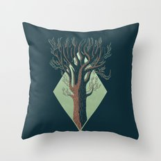 In Spring Throw Pillow