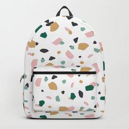 Tropical Terrazzo Backpack
