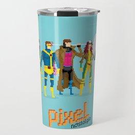 Pixel Mutants Travel Mug
