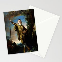 "Sir Joshua Reynolds ""Thomas Lister (The brown boy)"" Stationery Cards"