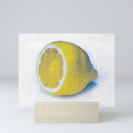 lemon - one Mini Art Print