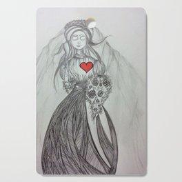 Dead bride Cutting Board