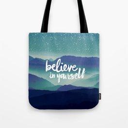 Believe in Yourself Umhängetasche