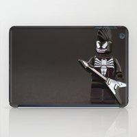 venom iPad Cases featuring Venom by InkBlot