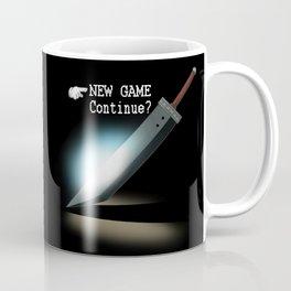 NEW GAME - Continue? Coffee Mug
