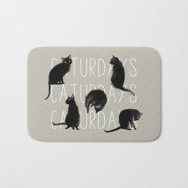 Caturdays Bath Mat