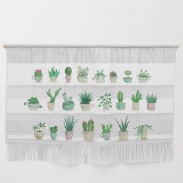Tiny garden Wall Hanging